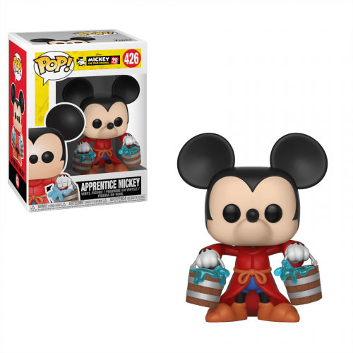 Funko Pop Vinyl Apprentice Mickey 426