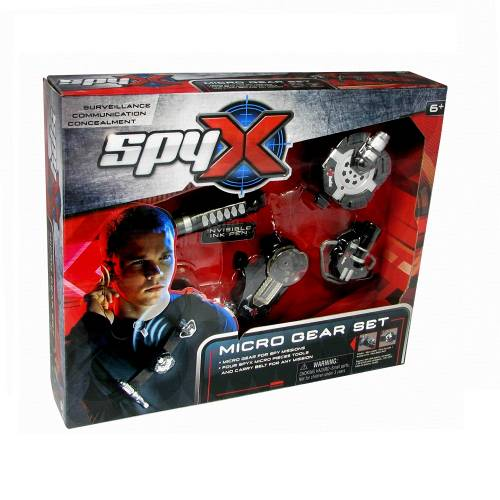Spy X - Micro Gear Set