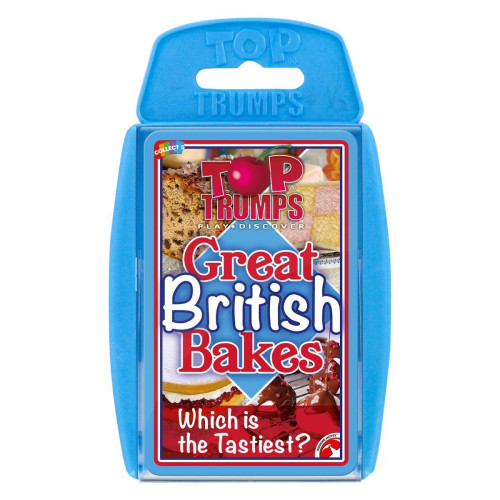 Top Trumps Great British Bakes