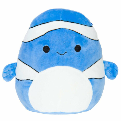 Squishmallows 12 Inch Plush - Ricky the Clownfish (Blue)