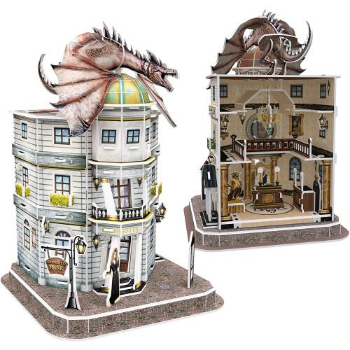 Harry Potter 3D Puzzle - Gringotts Bank