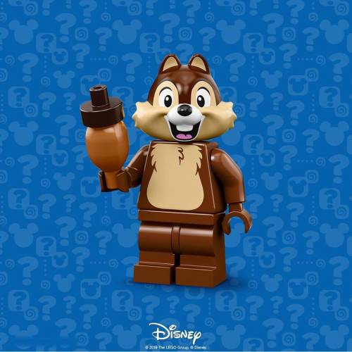 Lego Disney Minifigure Series 2 Chip