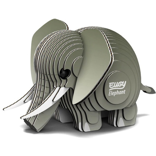 Eugy - 3D Model Craft Kit - Elephant