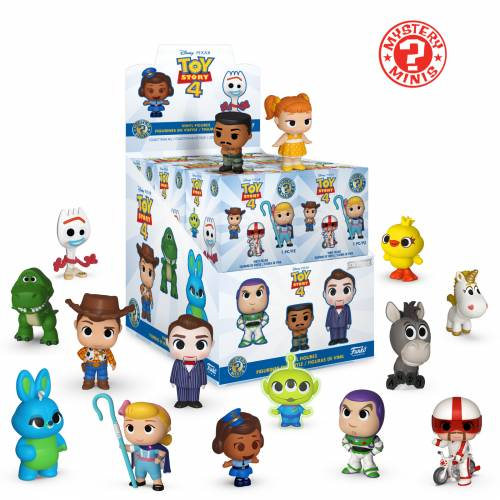 Funko Mystery Minis Blind Box Toy Story 4