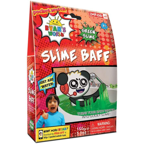 Ryan's World Slime Baff - Green