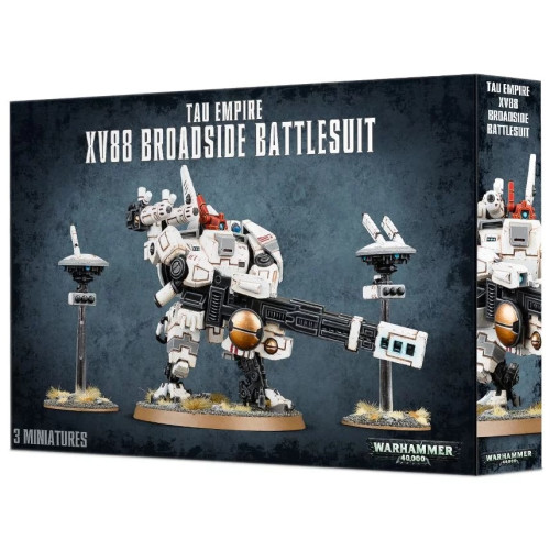 Warhammer 40,000 - T'au Empire XV-88 Broadside Battlesuit