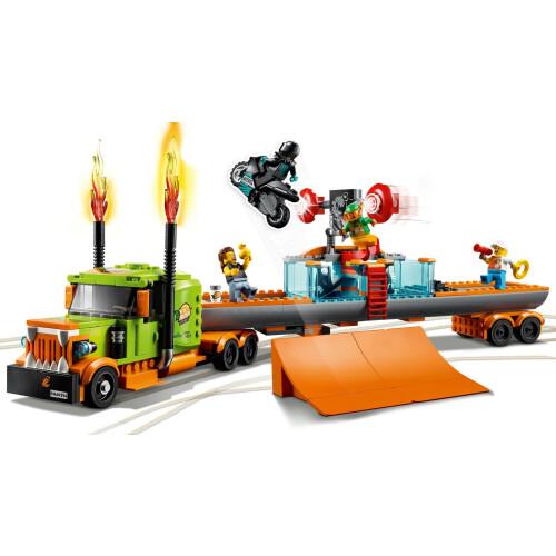 Lego 60294 City Stunt Show Truck