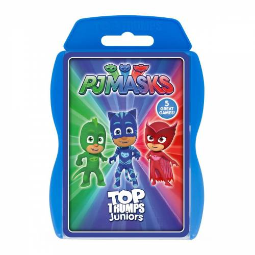 Top Trumps Juniors PJ Masks
