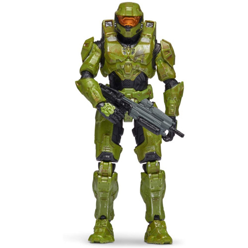 World of Halo - Master Chief with Assault Rifle