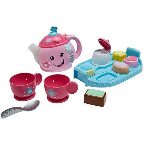 Fisher Price Sweet Manners Tea Set