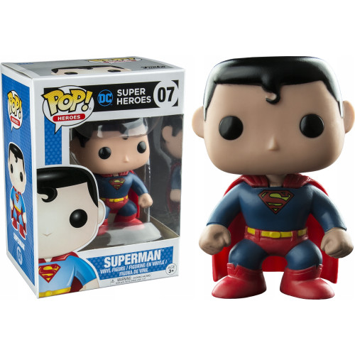 Funko Pop Vinyl - DC Super Heroes - Superman 07