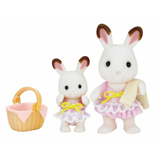 Sylvanian Families Girls' Swimwear Set