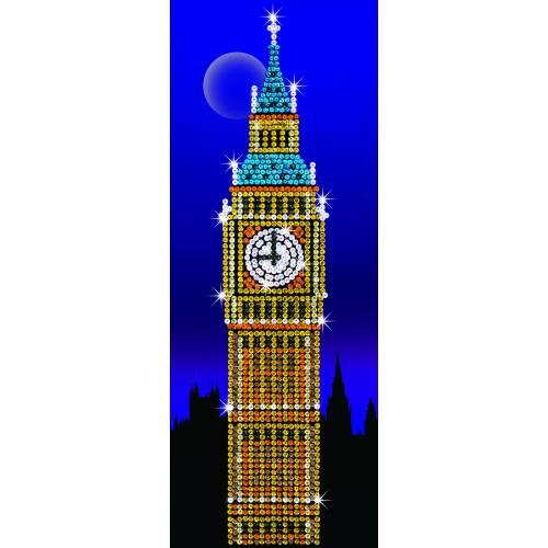 Sequin Art Ltd. Strictly Sequin Art Big Ben 1406