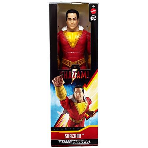 Shazam True Moves Action Figure