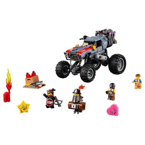 Lego 70829 Lego Movie 2 Emmet and Lucy's Escape Buggy!