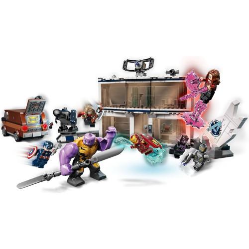 Lego 76192 Infinity Saga Avengers: Endgame Final Battle