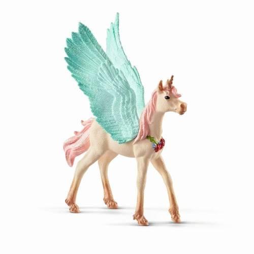 Schleich 70575 Decorated Unicorn Pegasus Foal