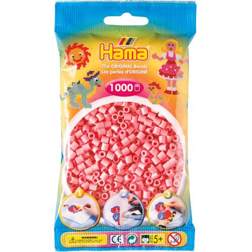 Hama Beads 207-06 Pink