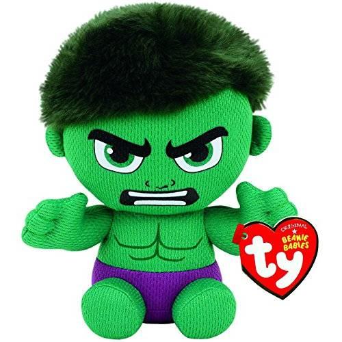 Ty Beanie Babies Hulk