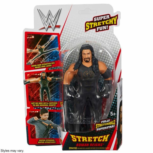 WWE Stretch Mini Roman Reigns