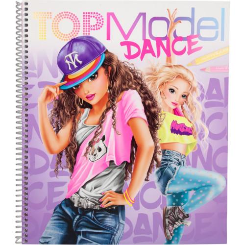 Depesche Top Model Dance Book