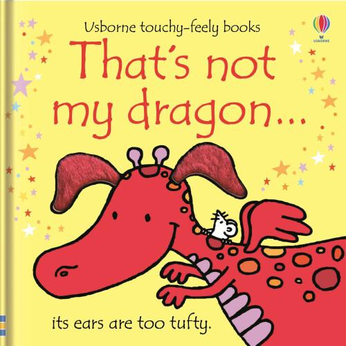 Usborne Books - That's Not My Dragon...