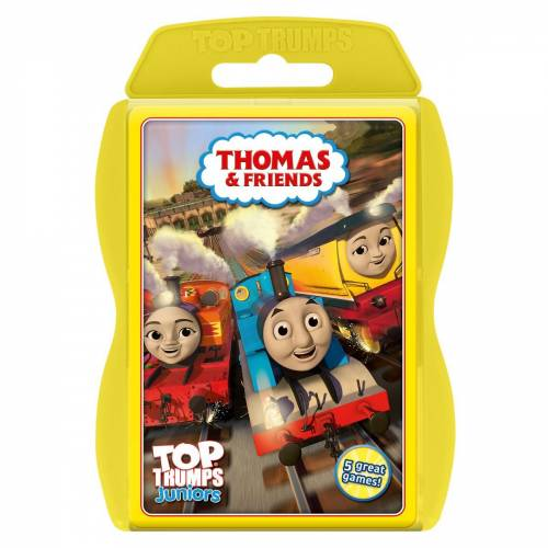 Top Trumps Juniors Thomas & Friends
