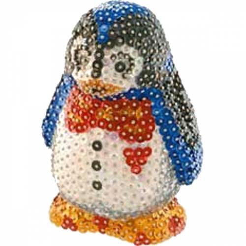 Sequin Art Ltd. Sequin Art 3D Penguin 0503