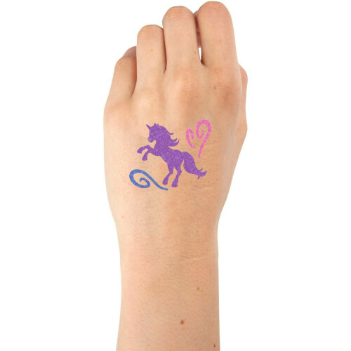 Depesche Ylvi & the Minimoomis Glitter Tattoo Gel Pens