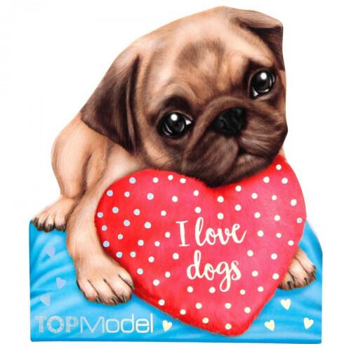 Depesche Top Model Pets Memo Pad - Puppy