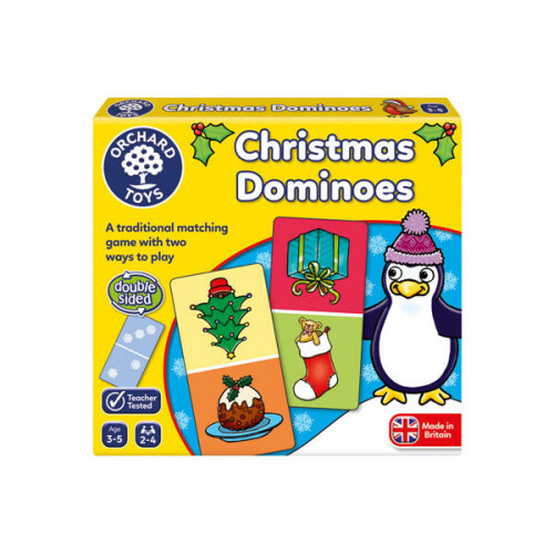 Orchard Mini Game Christmas Dominoes