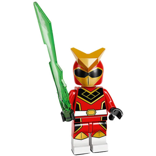 Lego 71024 Minifigure Series 20 Super Warrior