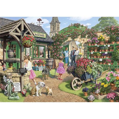 Gibsons 500 XL Piece Jigsaw Puzzle - Glenny's Garden Shop
