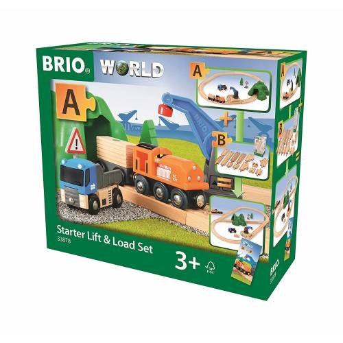 Brio 33878 Starter Lift & Load Set