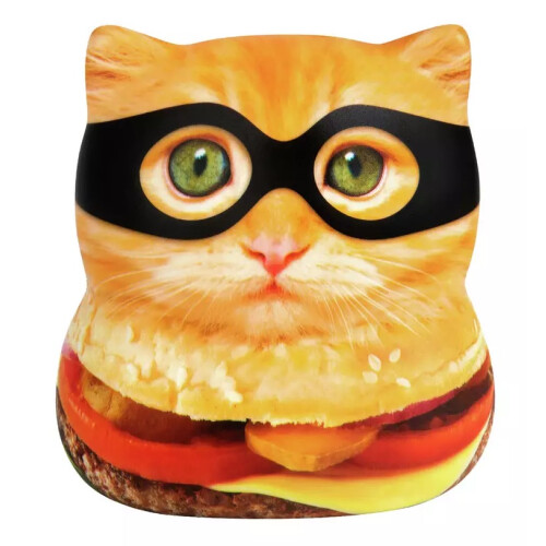Soft 'n Slo Squishies Designerz - Burger Bandit