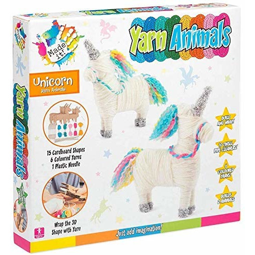 Made It! Yarn Animals - Unicorn