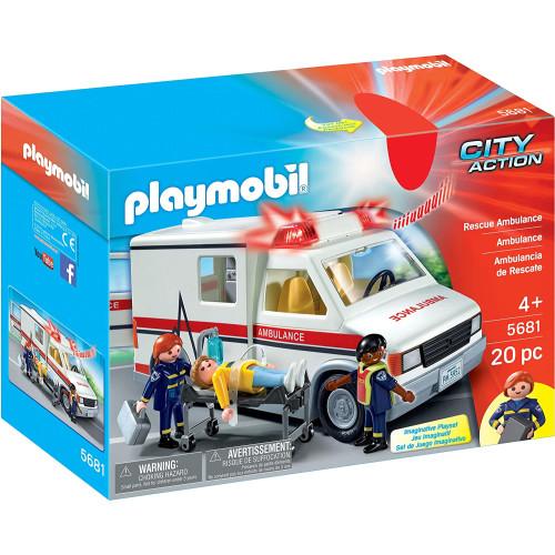 Playmobil 5681 City Action Rescue Ambulance