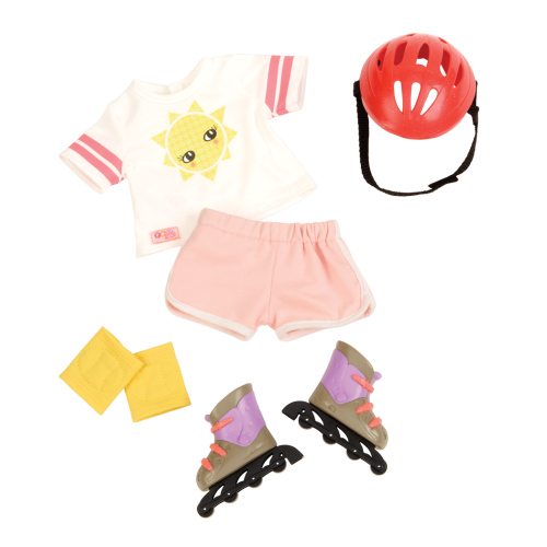 Our Generation Outfit Roll With It