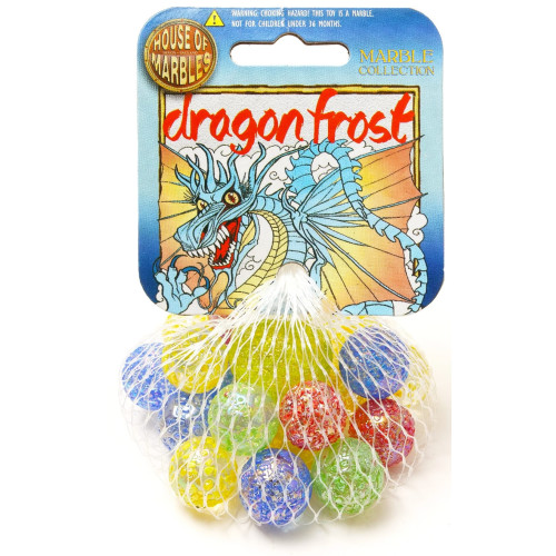 House of Marbles - Dragon Frost