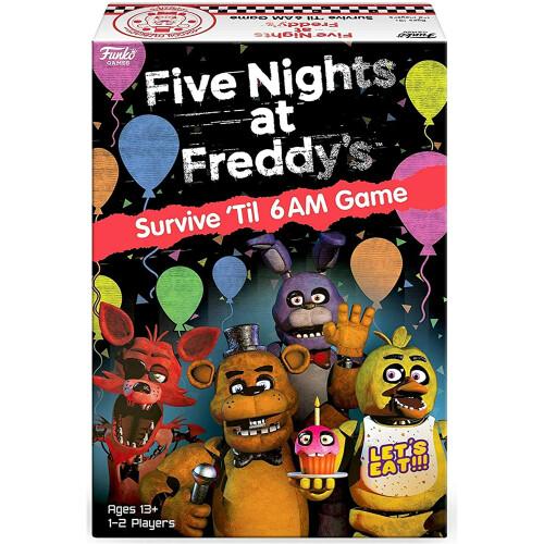 Five Nights At Freddy's Survive 'Til 6am Game
