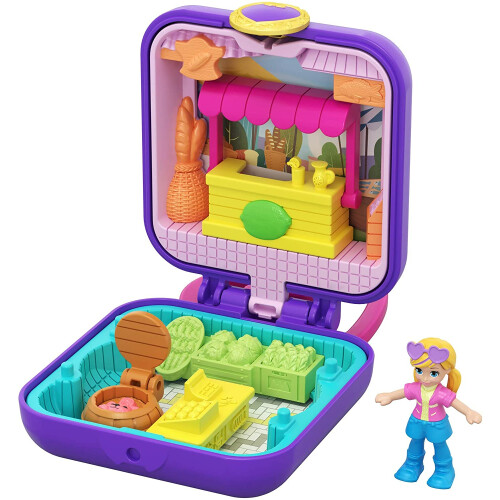 Polly Pocket Tiny Pocket Places Market