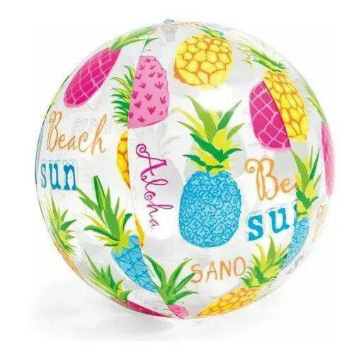 Intex Inflatable Beachball - Pineapple