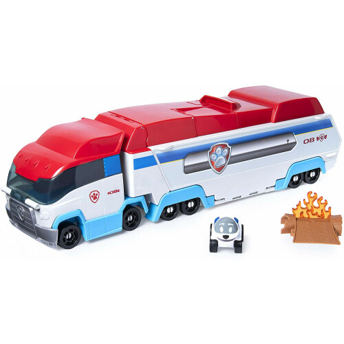 Paw Patrol True Metal Diecast Launch'n Haul Paw Patroller