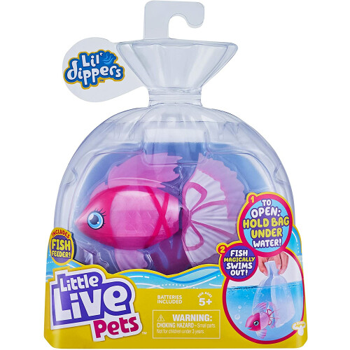 Little Live Pets Lil' Dippers - Bellariva