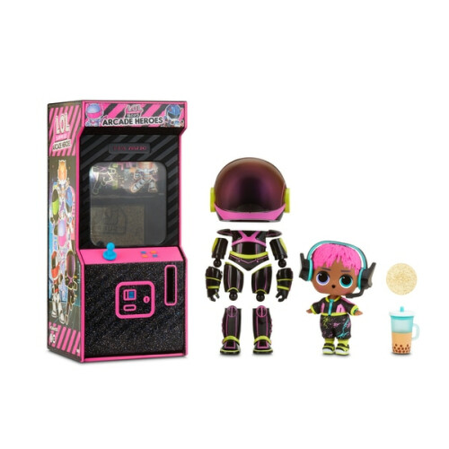 L.O.L. Surprise! Boys Arcade Heroes - V.R. Dude Cyber