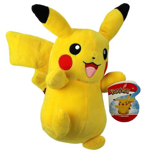 Pokemon 8 Inch Plush - Pikachu