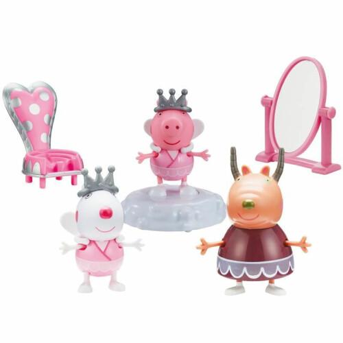 Peppa Pig Beautiful Ballet Set