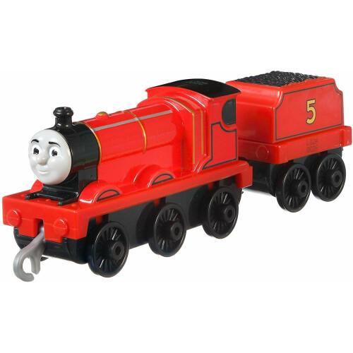 Thomas & Friends Trackmaster Push Along - James