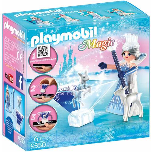 Playmobil 9350 Magic Ice Crystal Princess