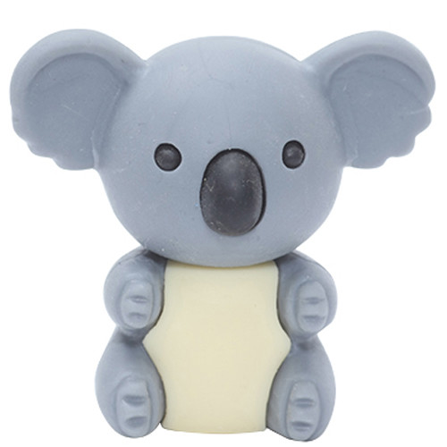 Iwako Puzzle Eraser - Forest Animals - Koala